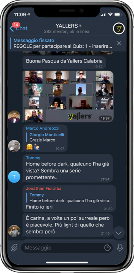 chat-telegram-yallers